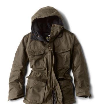 Barbour® Nautic Wax Jacket - FERN image number 0