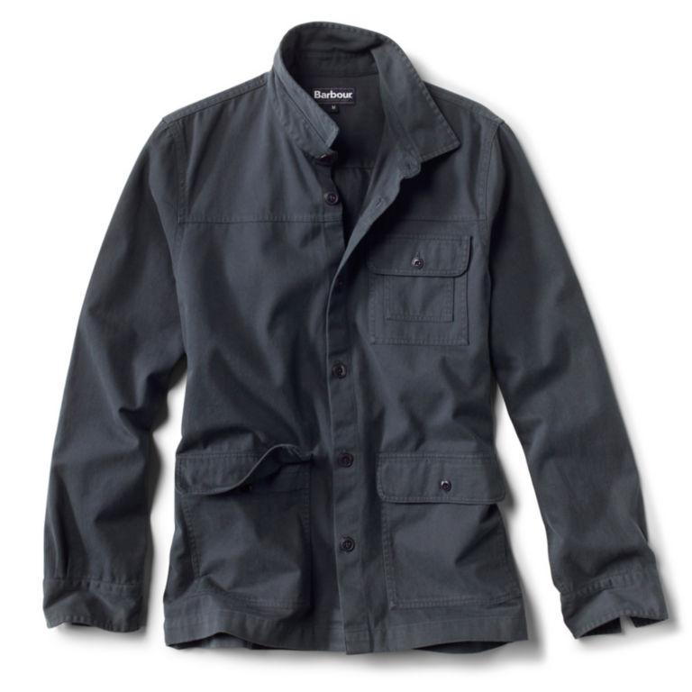 Barbour® Sandbay Overshirt - DARK NAVY image number 0