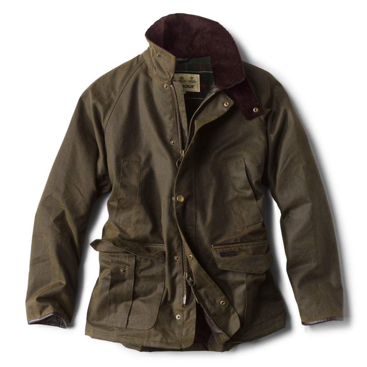 Barbour® Stratford Wax Jacket - OLIVEimage number 0