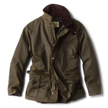 Barbour® Stratford Wax Jacket - OLIVE image number 0