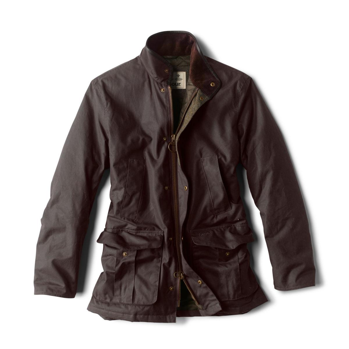 Barbour® Hereford Wax Jacket - RUSTICimage number 0
