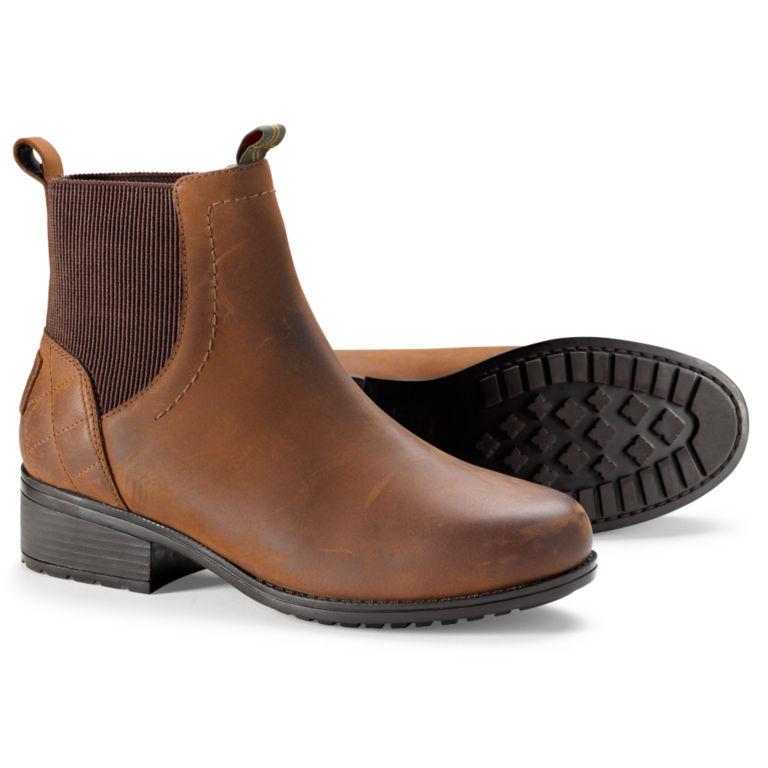 Barbour® Eden Chelsea Boots - BROWN image number 0