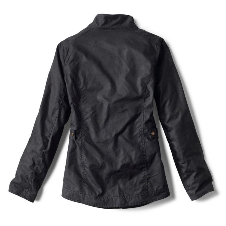 Orvis-Exclusive Barbour® Cheviot Wax Jacket - NAVY image number 2