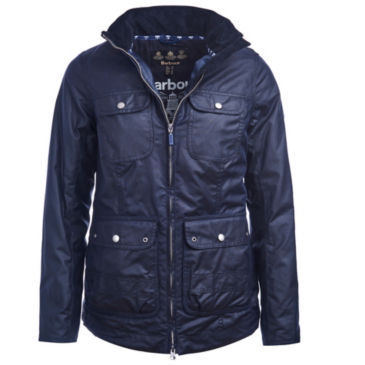 Orvis-Exclusive Barbour® Cheviot Wax Jacket -