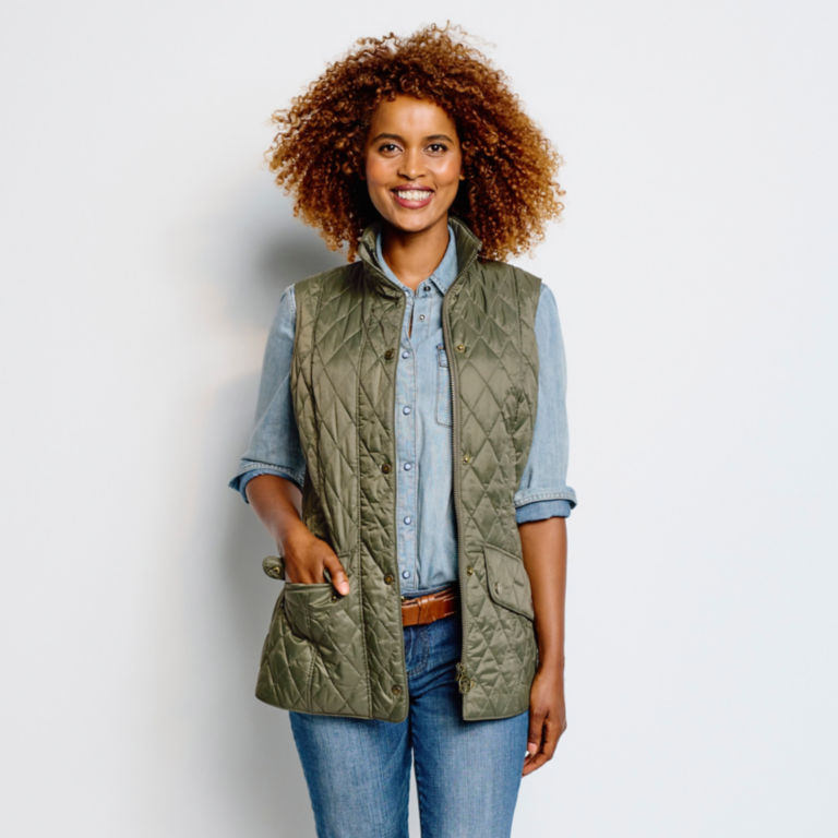 Barbour® + Orvis Collinson Gilet -  image number 1