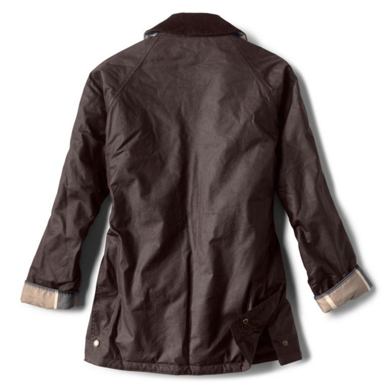 Orvis-Exclusive Barbour® Bilbury Waxed Jacket - RUSTIC image number 2