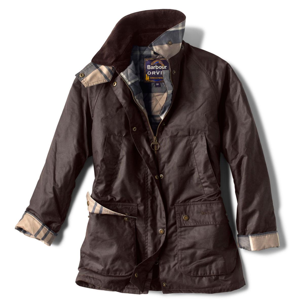Orvis-Exclusive Barbour® Bilbury Waxed Jacket - RUSTICimage number 0