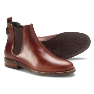 Orvis-Exclusive Barbour® Foxton Chelsea Boots - COGNAC image number 0