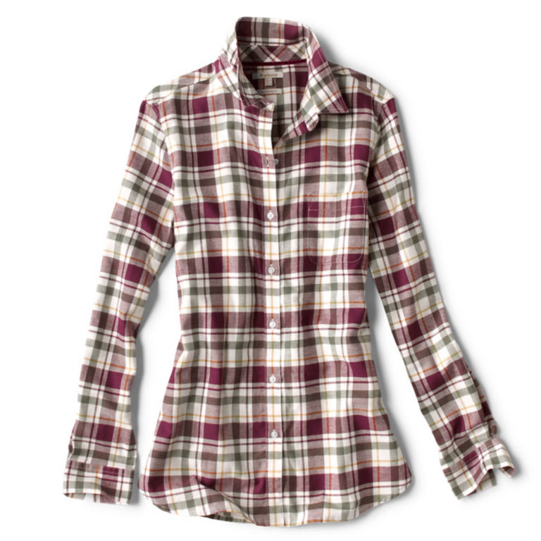 Barbour® Kingham Shirt - CLOUD image number 0