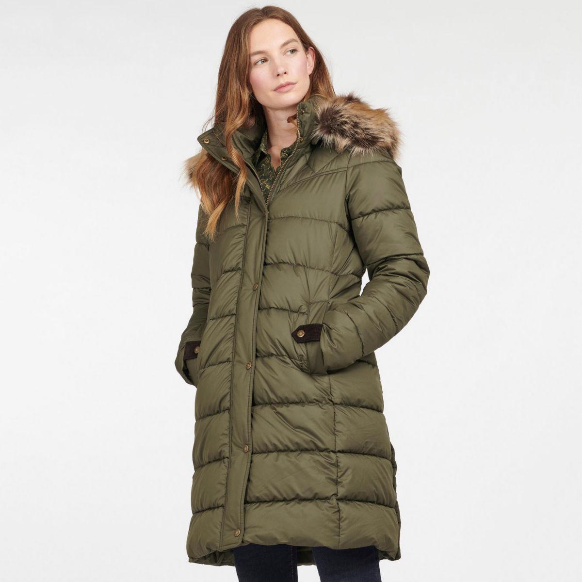 Barbour® Rustington Puffer Jacket - image number 0