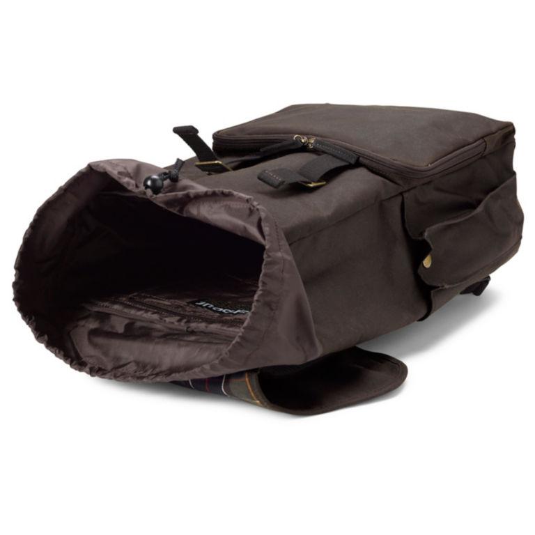Barbour® Traveller Backpack - OLIVE image number 2