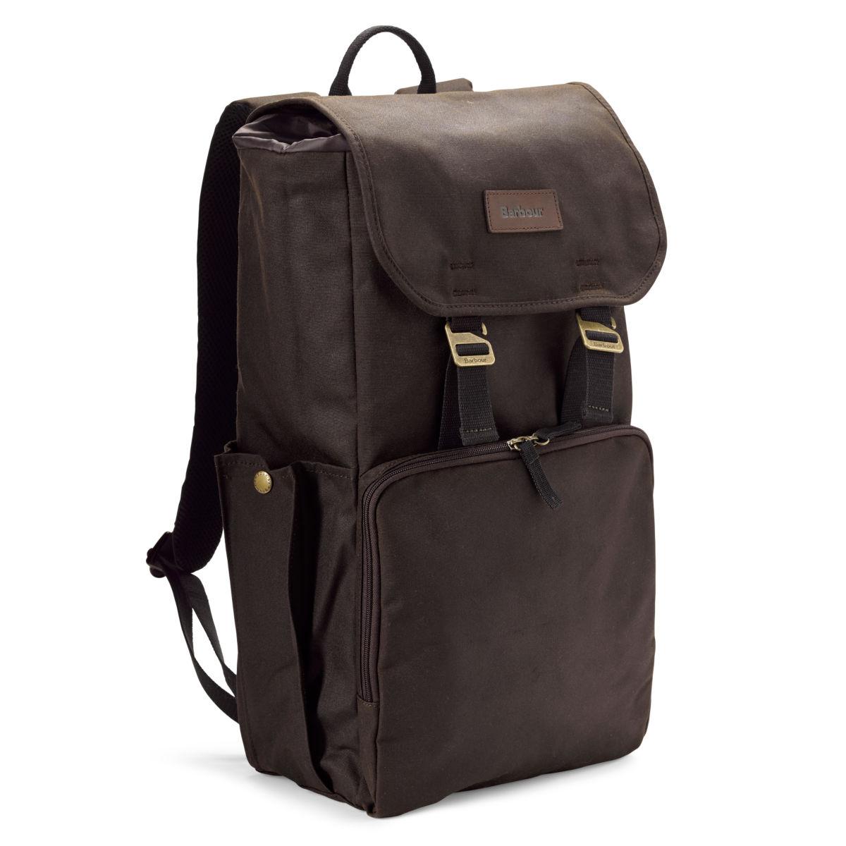 Barbour® Traveller Backpack - OLIVEimage number 0