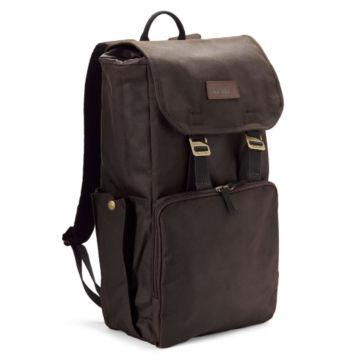 Barbour® Traveller Backpack - OLIVE image number 0