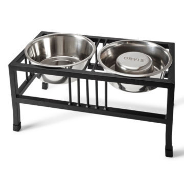 Stainless Steel Slow Feeder Bowl -  image number 1
