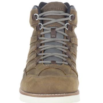 Merrell® Moab 2 Mid Craft Boots - BOULDER image number 1