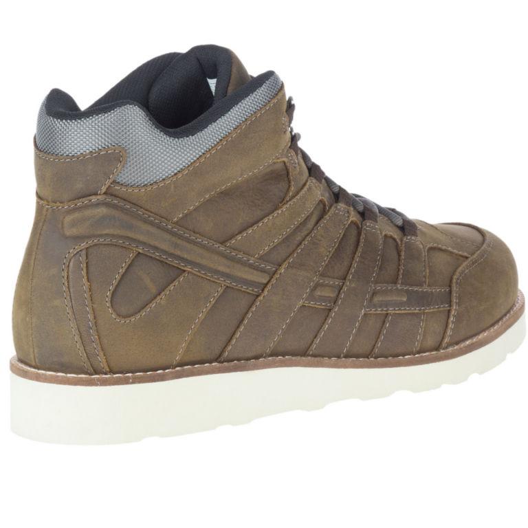 Merrell® Moab 2 Mid Craft Boots - BOULDER image number 3
