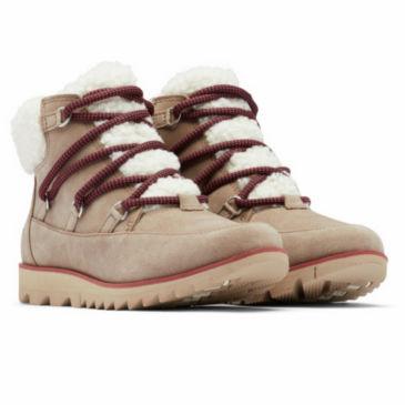 Sorel® Harlow Waterproof Lace Cozy Boots -
