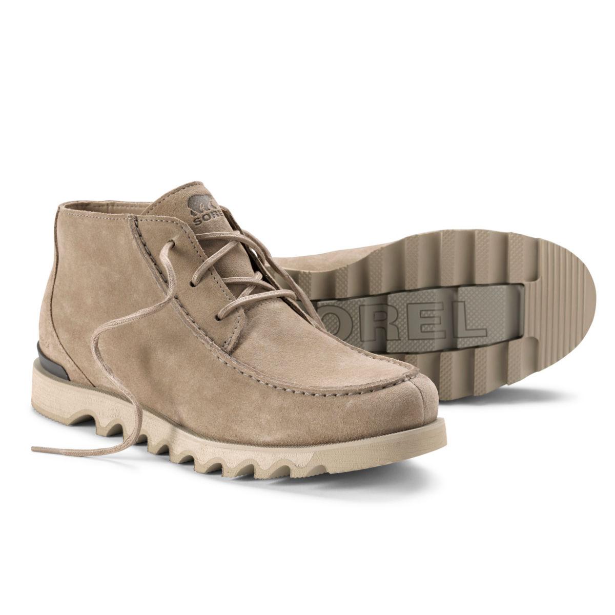 Sorel® Kezar Moc Chukka Waterproof Boots - KHAKIimage number 0