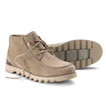 Sorel® Kezar Moc Chukka Waterproof Boots - KHAKI image number 0