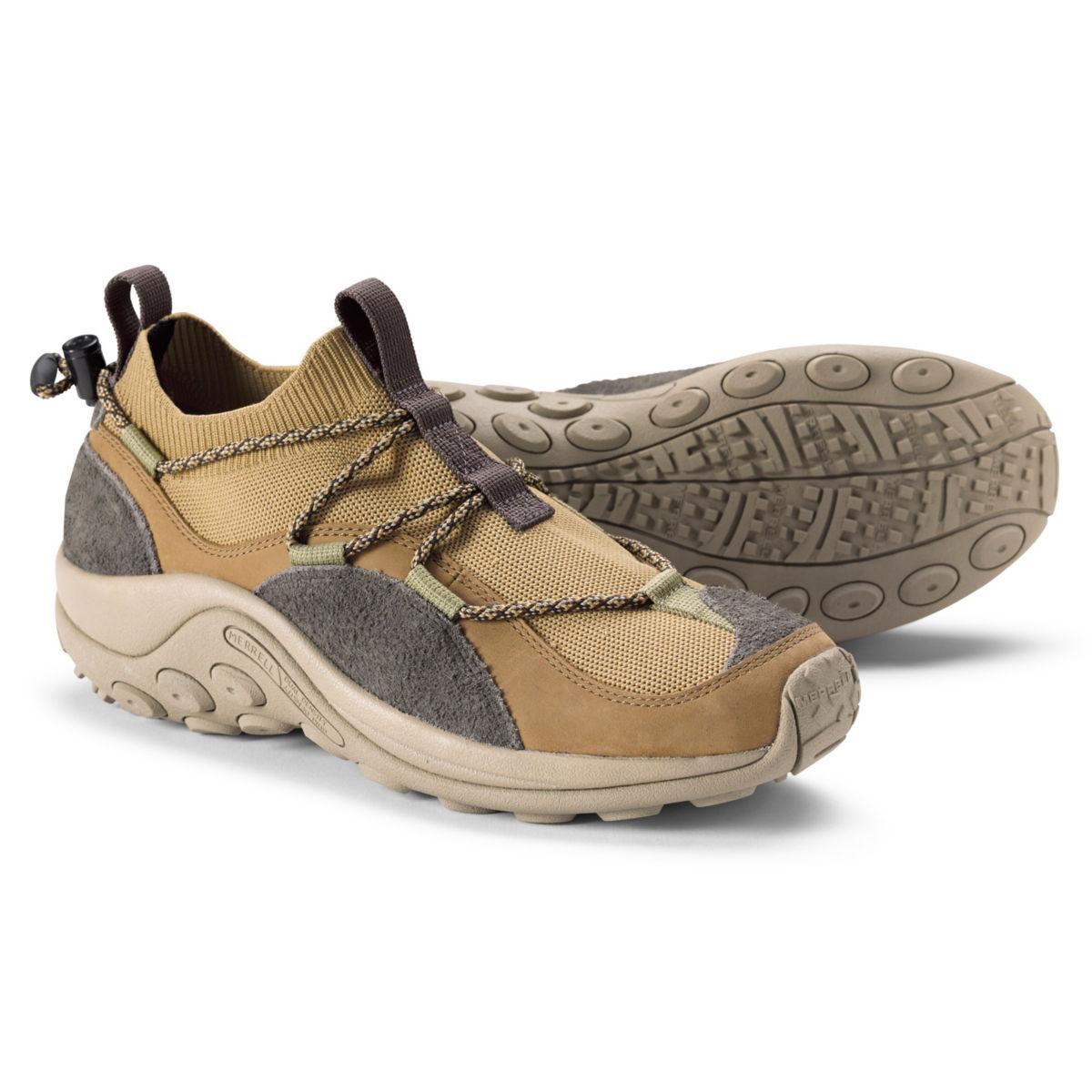 Merrell® Jungle Moc Explorer Shoes - COYOTEimage number 0