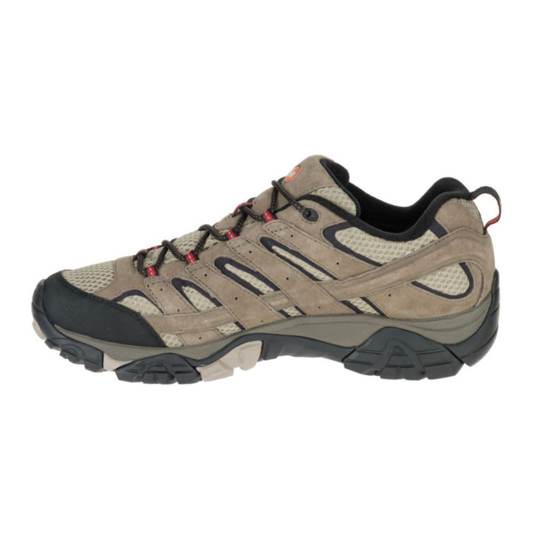 Merrell® Moab 2 Waterproof Shoes - BARK BROWN image number 2