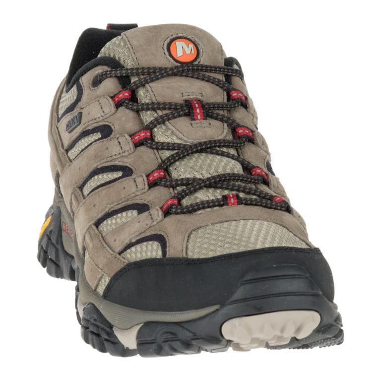 Merrell® Moab 2 Waterproof Shoes - BARK BROWN image number 3