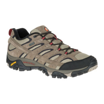 Merrell® Moab 2 Waterproof Shoes - BARK BROWN image number 0