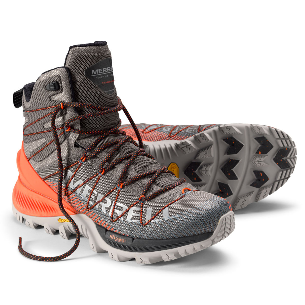 Merrell® Thermo Rogue Mid GORE-TEX® Boots - STONEWASHimage number 0