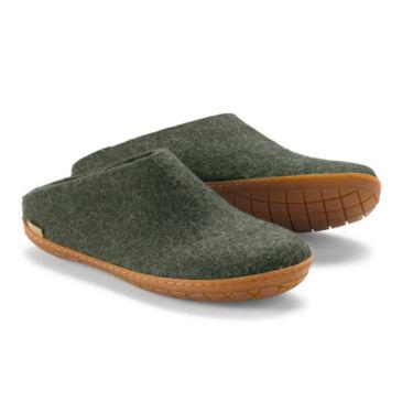 Glerups Felted Wool Slip-Ons -