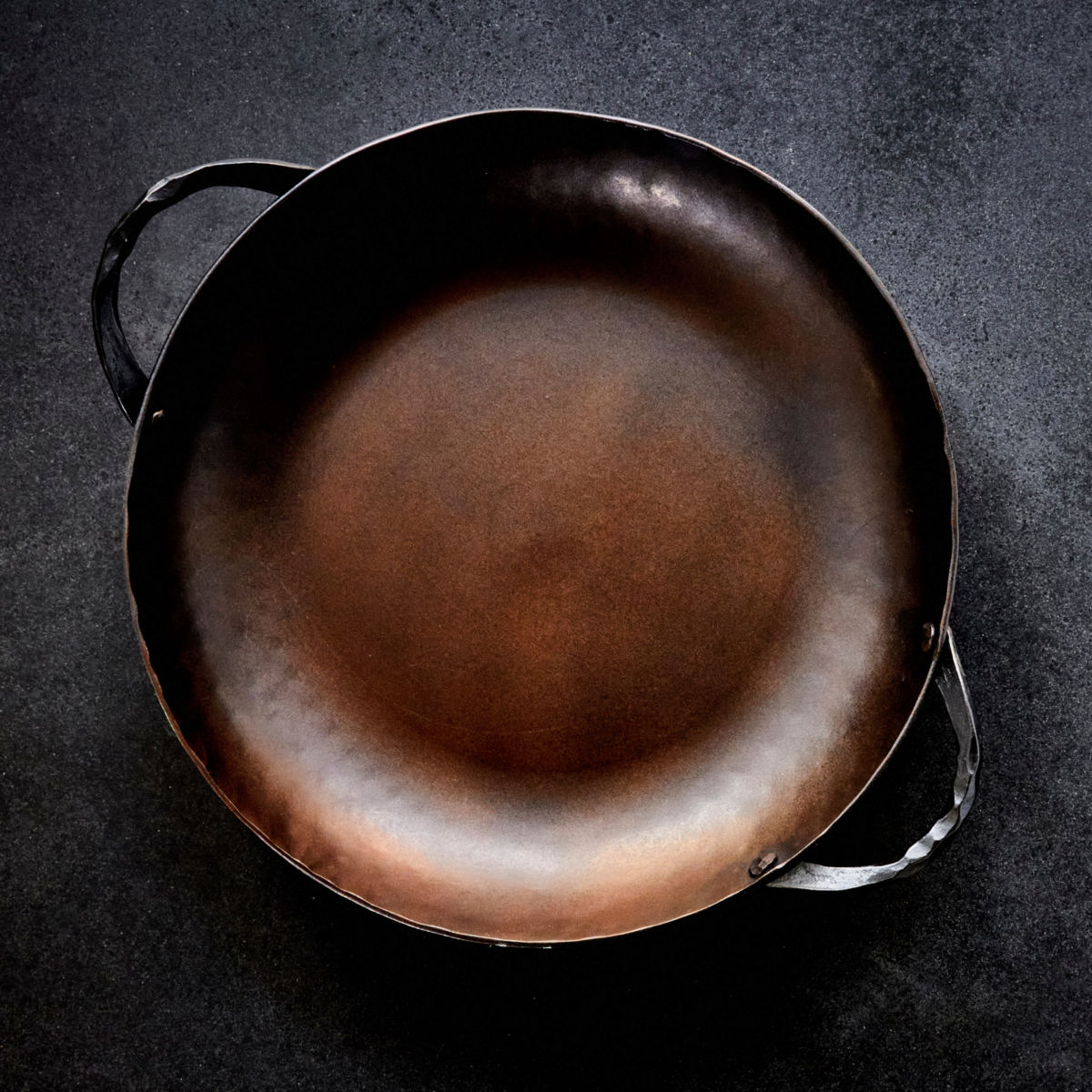 Smithey Carbon Steel Round Roaster - image number 0