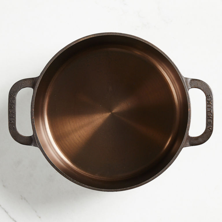 Smithey 5.5 Quart Dutch Oven -  image number 2