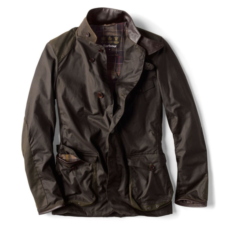 Barbour® Beacon Sports Jacket - OLIVE image number 0