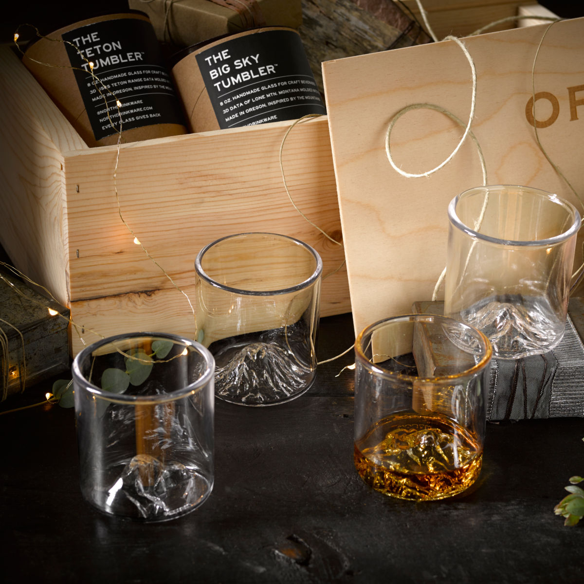 Whiskey of the West Tumblers - image number 0