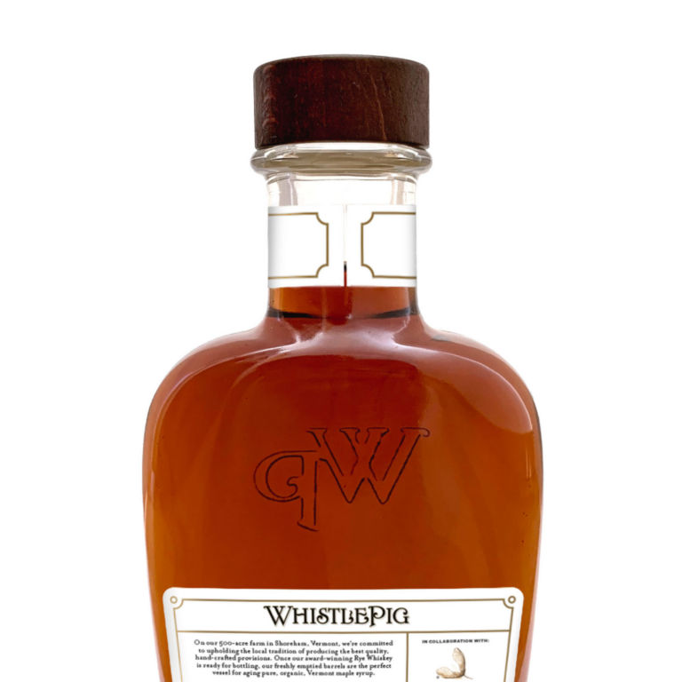 WhistlePig® Whiskey Maple Syrup -  image number 1