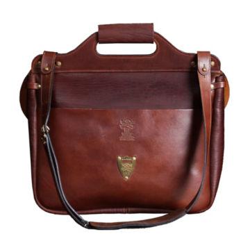No. 1 Saddlebag Briefcase - BUFFALO image number 1