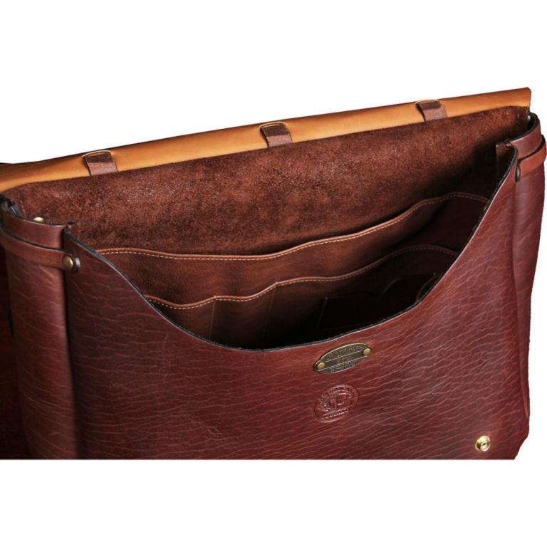 No. 1 Saddlebag Briefcase - BUFFALO image number 4