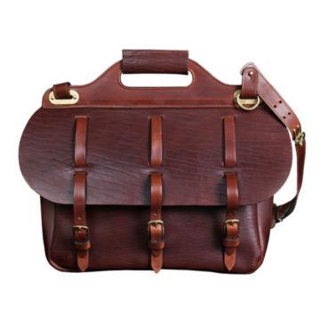 No. 1 Saddlebag Briefcase - BUFFALO image number 0
