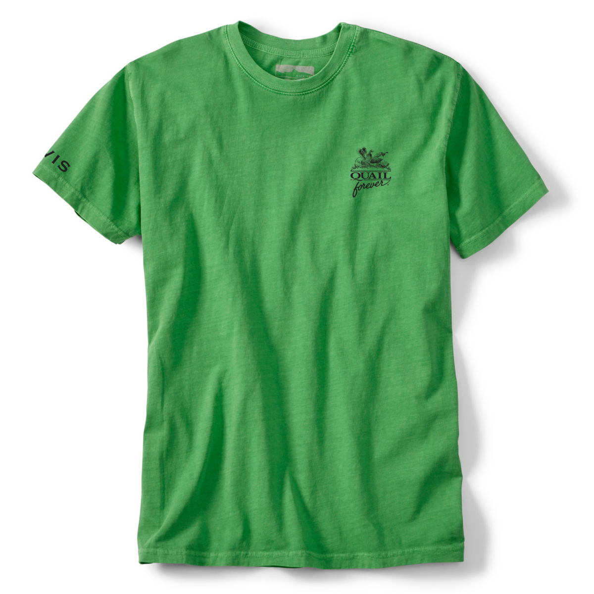 Orvis & Quail Forever Covey Call Tee - image number 0