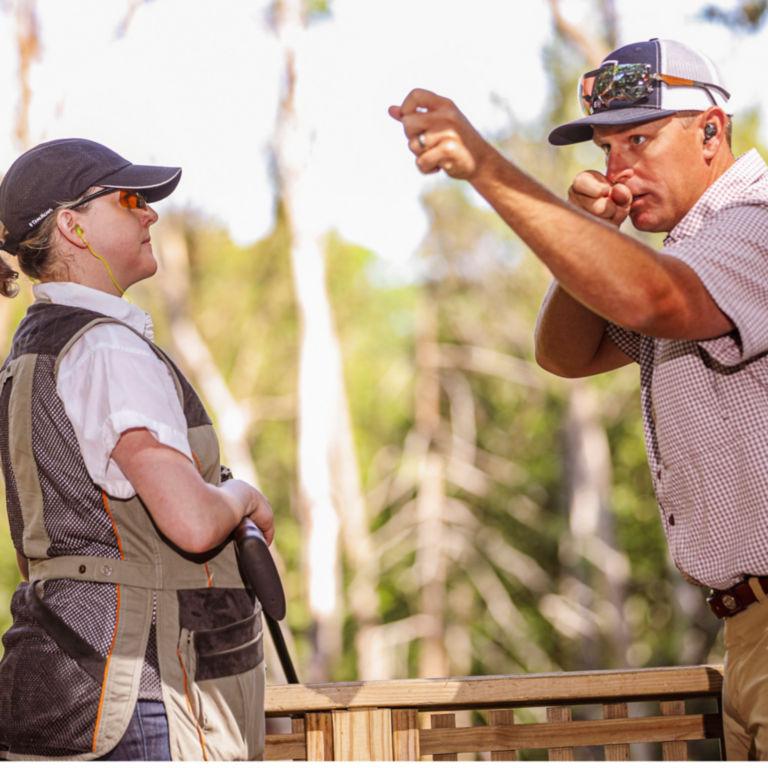 Orvis Shotgun Classic Advanced Shooting Clinic -  image number 1