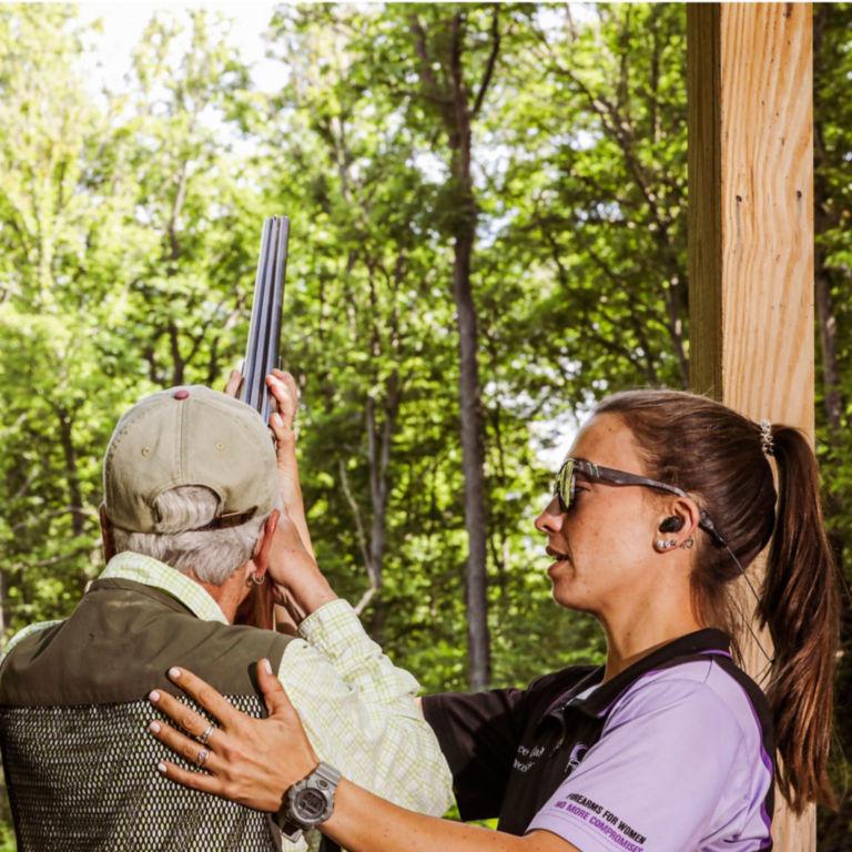 Orvis Shotgun Classic Advanced Shooting Clinic -  image number 2