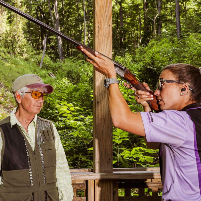 Orvis Shotgun Classic Advanced Shooting Clinic -  image number 3