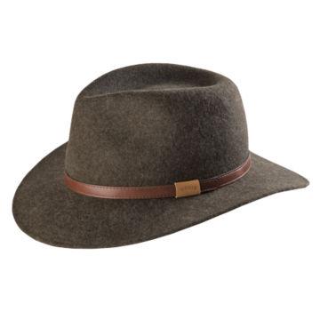 Heathered-Felt Hat -  image number 0