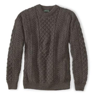 Black Sheep Irish Fisherman's Sweater -