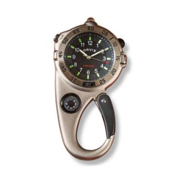 Ultimate Carabiner Compass Watch -