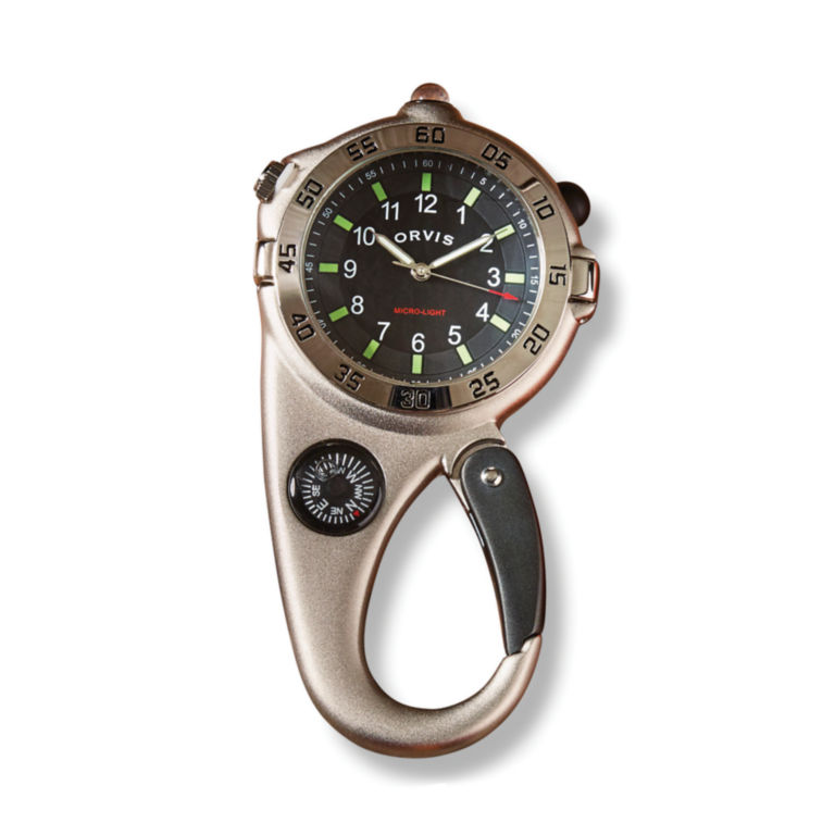 Ultimate Carabiner Compass Watch -  image number 0