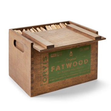 Orvis Fatwood - 14-lb. Wooden Box -