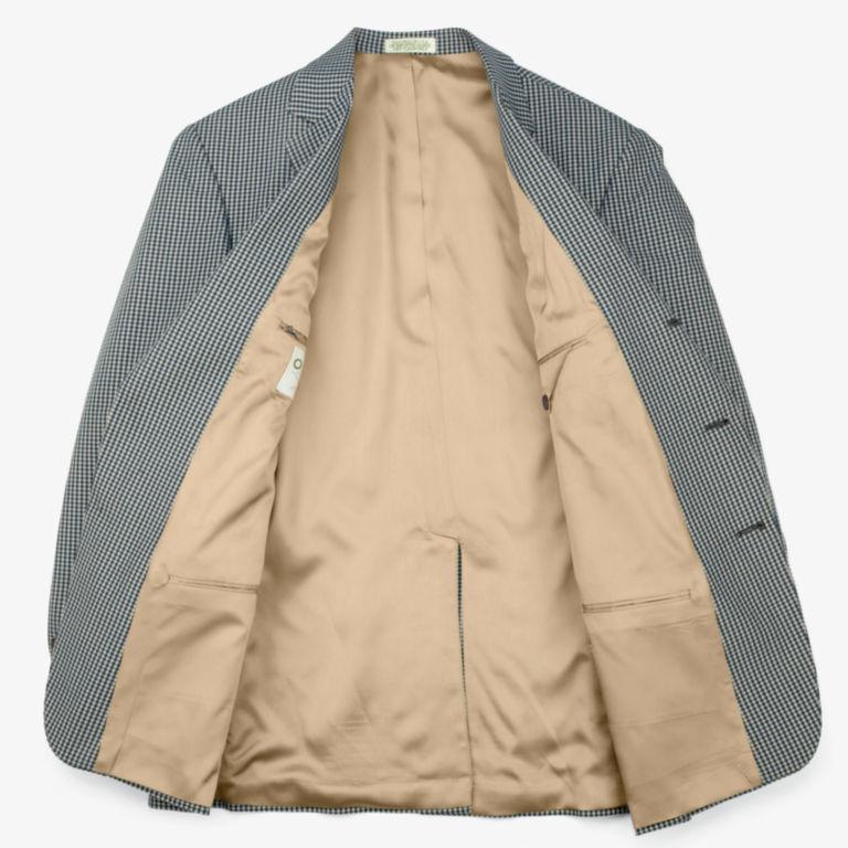 Wrinkle-Free Gingham Sport Coat - Regular -  image number 1