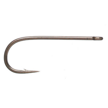 Big Eye Hook in Straight-Eye Style -