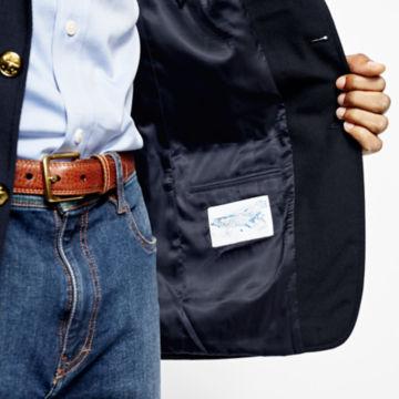 Traveler's Hopsack Blazer - Regular -  image number 5