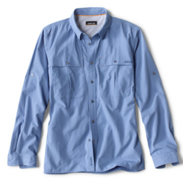 Long-Sleeved Open Air Caster - Regular - FRENCH BLUE image number 0